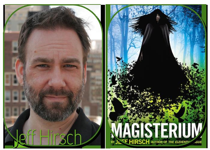 Jeff Hirsch - Magisterium