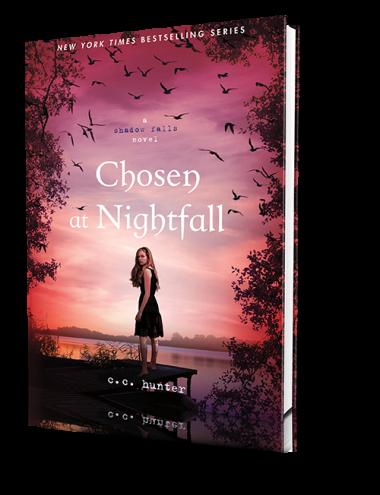 Chosen at Nightfall by C.C. Hunter – Shadow Falls #5 + Giveaway!