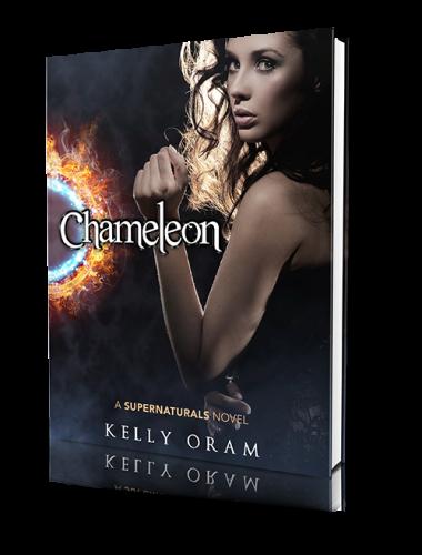 Chameleon by Kelly Oram – Supernaturals #1