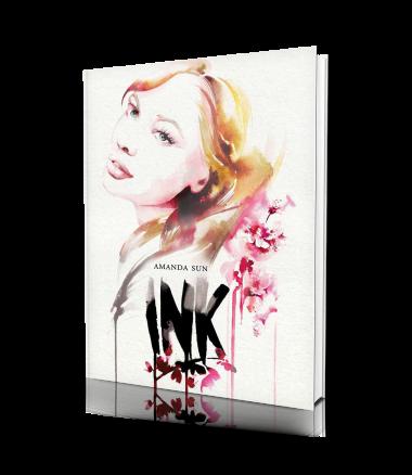 Ink by Amanda Sun – Series: Paper Gods #1