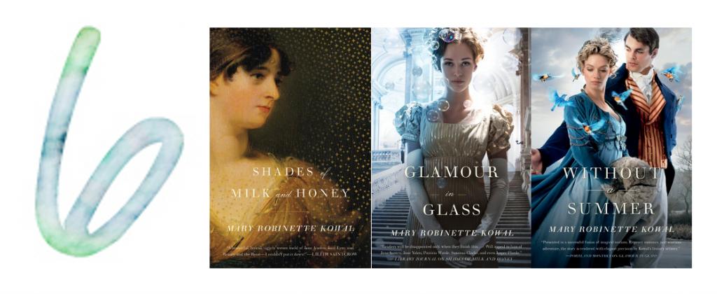 sss 6 glamourist series