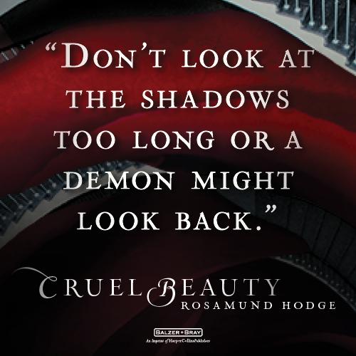 Cruel Beauty #1