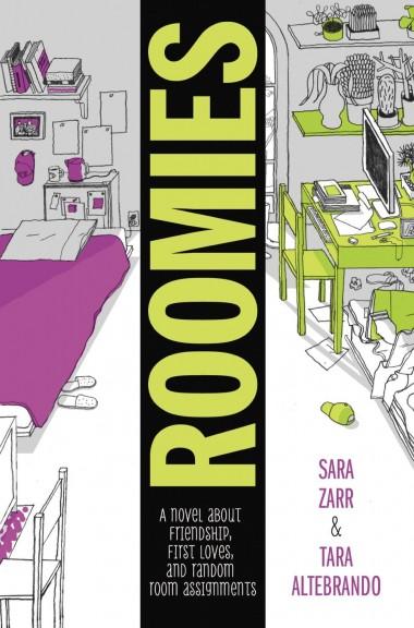 Roomies by Sara Zarr & Tara Altebrando