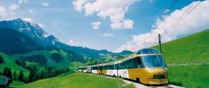 Blog Europe Train