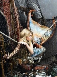 caught mermaid via memory howell