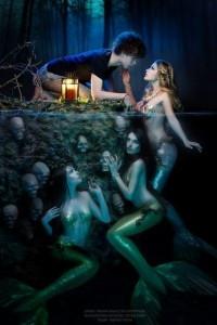 dangerous mermaids via abby McHugh
