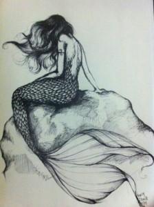 mermaid back via santa yanez-montemayor