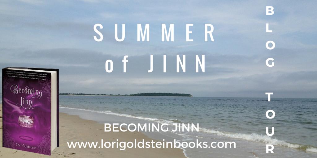 Summer of Jinn Blog Tour
