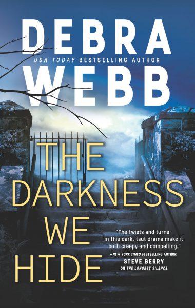 The Darkness We Hide by Debra Webb – Harlequin Blog Tour