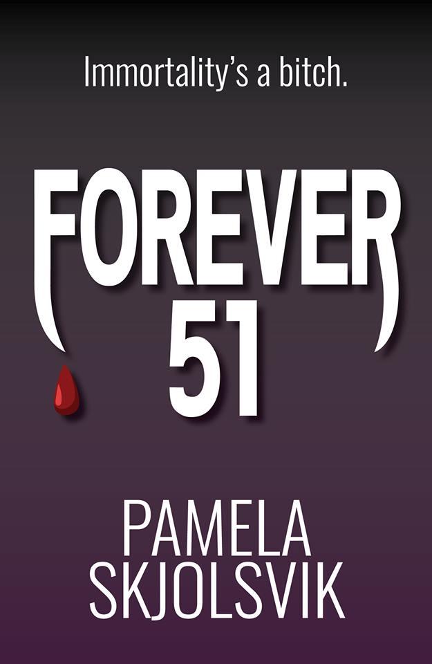 Forever 51 by Pamela Skjolsvik – #TLCBookTours Review