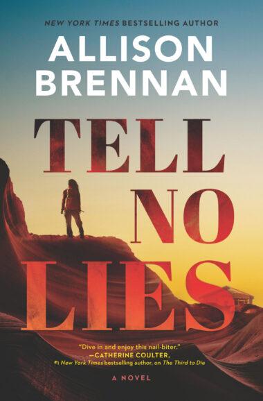 Tell No Lies by Allison Brennan – Review – Harlequin 2021 Winter Blog Tour